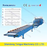 Color-Steel Sandwich Panel Production Line