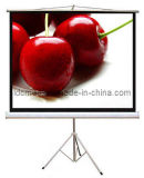 Tripod Projection Screen, Pull-up Projector Screen, Foldable Projection Screen