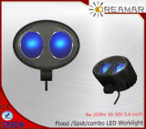8W CREE blue 10-30V LED Work Lamp for Offroad