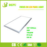 High Bright 1200X600 Ceiling Flat Light 72W 2X4 LED Panel Light