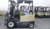 2500kg 4 Wheel Electric Forklift
