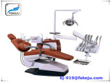High Quality Competitive Top-Mounted Dental Chair China (KJ-916)