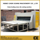 High Quality Chain Feed Corrugated Rotary Die Cutting Machine