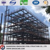 High Rise Heavy Steel Structure Building Platform