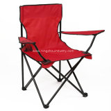 Outdoor Folding Beach Chair for Camping, Fishing