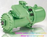 40HP-400HP Original Bitzer Brand Semi-Hermetic Reciprocating Compressor for Refrigeration