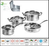 Hammer Outside 3ply All Clad Cookware