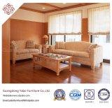 Modern Hotel Furniture with Wooden Sofa Furniture Set (YB-721)