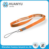Colorful Customized Silk-Screen Printing Nylon Lanyard for Product/Card/Cell Phone