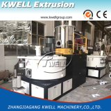 High Speed Plastic Mixing Machine with Drying, Granulating, Coating Function