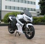 Big Power Electric Racing Motorcycle Skyline