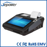 Jepower Jp762A Contactless POS Terminal Support Msr, IC Card, Contactless IC Card