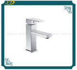 Sanitary Ware Brass Single Lever Basin Sink Faucet for Bathroom