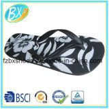 Ladies Casual PVC Flip Flops Sandals Comfortable Slippers