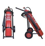 Zxxf Mobile Trolley CO2 Extinguisher