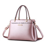 Women PU Fashion Evening Leather Hand Bag Designer Lady Handbag (FTE-046)