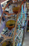Ferris Wheel Amusement Park Ride for Kids and Adults
