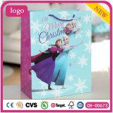 Paper Bag, Christmas Elsa and Anna Paper Bag, Gift Paper Bag