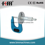 0-15mmx0.01mm Sheet Metal Micrometers Professional Supplier