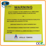 OEM PVC Warning Sign / Warning Board / PVC Notice Board