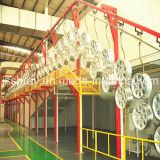 Electrostatic Automatic Paint Spraying Machine for Hub