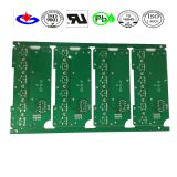 Double Sided Big Size PCB Board with 4 up Panelization