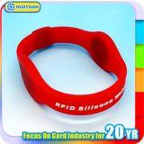 Colorful 125hkz 13.56MHz RFID Security HYbird Bracelets