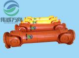 China Universal Couplings of SWC Cardan Shaft