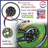 250W 500W 1000W Golden Motor Magic Pie4 5 E-Bike Hub Motor/ Electric Bicycle Motor Kit