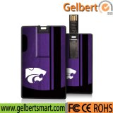 Wildcats 8GB Credit Card Style USB Flash Memory