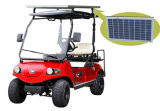 2+2 Seat EEC Electric Golf Cart Utility Vehicle with Solar Panel