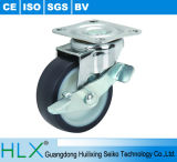 Industrial PU PP PVC Rubber Iron Nylon Caster Wheel with High Quality