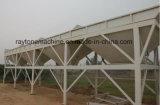 PLD1600 Four Hoppers Concrete Batching Plant