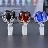 Great Design Glass Smoking Accessories Herb Bowls for Water Pipes