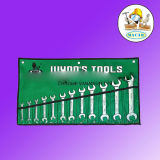 New Product Dipping 6mm-32mm Combination Wrench Spanner Sets