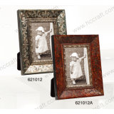 Classical Style Antique Gesso Photo Frame for Home Decoration