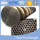 Fin Shell Tube in Tube Heat Exchanger with ASME