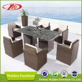 Patio Rattan Dining Table Set (DH-9589)