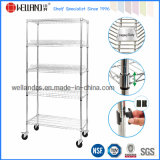 Chrome ESD Utility Metal Wire Industrial Cart Manufacturers
