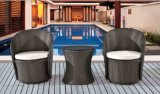 Rattan Swivel Chair and Rattan Table Outdoor Garden Furniture