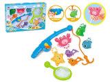 Summer Toy Water Spraying Animals Fishing Game Toy (H1336128)