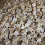 Natural Yellow/Beige Granite Paving Stone and Cobblestone