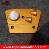 PCD Diamond Floor Coating Removal Grinding Tools