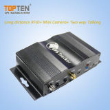 GPS Car Tracker with Camera, RFID Reader with Fuel Monitoring Tk510-Ez