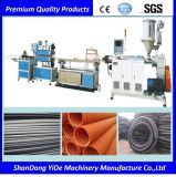 PE/PP/PVC Double Wall Corrugated Pipe Production Line