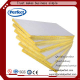 Insulation Materials Glass Wool Board with Aluminum Foil