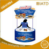 Event Promotion Plastic Portable Counter with Top Board