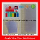 Inkjet Printable PVC Lamination Plastic Sheet