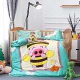 Baby and Kindergarten Cotton Quilt 3 Pieces Bedding Sets