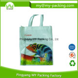 Eco Friendly Promotion Laminated Nonwoven Hand Bag for Shopping